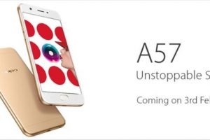 Oppo A57 launch India