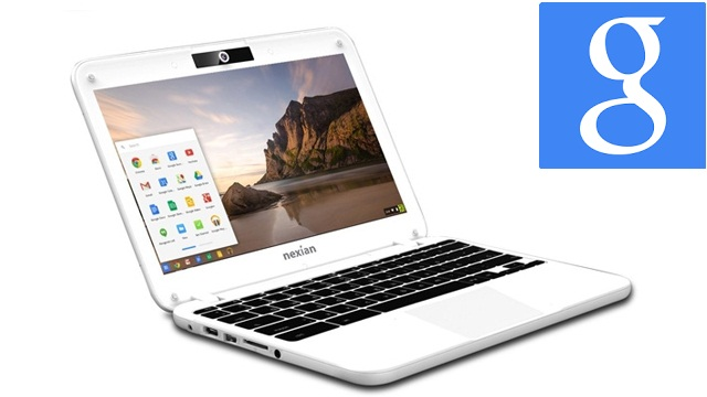 Google Unevils Two New Chromebooks