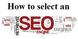 selecting an SEO agency