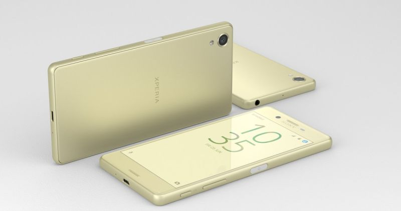 Xperia X features