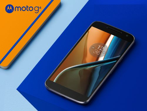Moto G4 sale