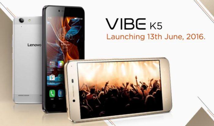 Vibe K5 India