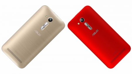 Zenfone Go 4.5 Asus India Price, Specifications