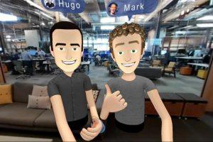 Hugo Barra Facebook VR