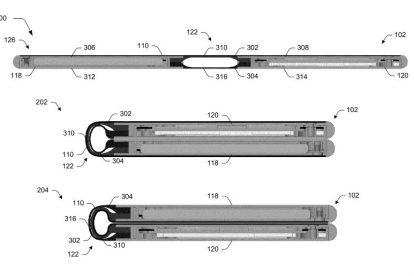 microsoft foldable smartphone