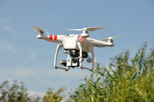 Flying drones India regulations